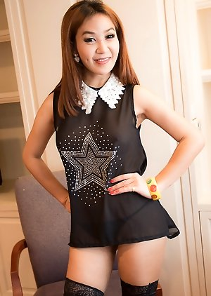 Free Ladyboy Girlfriend Dress Pics